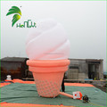 Portable Advertising Inflatable Replica Ice Cream Stand For Commercial Display