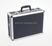 Portable aluminum toolbox, Professional Aluminum Tool Carrying Case,Metal Hardware Carrying Tool Case