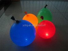 Led Latex balloon/ 12inch latex balloon/ Led lighted balloon