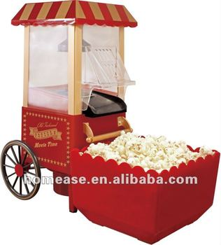 old fashioned popcorn maker