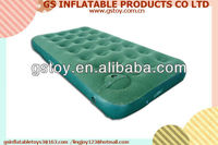 PVC inflatable comfortable inflatable bed EN71 approved