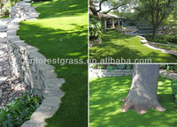 Sythentic grass mat plastic grass high quality turf anti-uv
