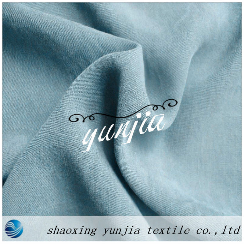 tencel natural fabric for garment
