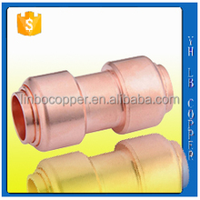 LB-Guten Top low price brass connector female male copper pipe coupling Gas Cylinder Valve Fittings