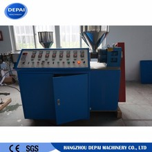 extruded plastic tube plastic drinking straw making machine