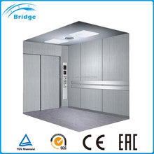 Quality electric freight elevator Heavy Duty Car size 2400/3600/2400MM
