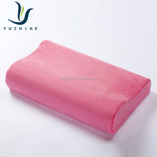 2018 factory supply memory foam pillow neck care pillow cervical health care neck pain relief sleeping pillow