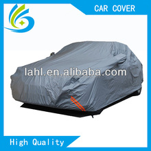 blue/ green/gray color PEVA+PP cotton sunshine car cover/SUV printed hail auto cover
