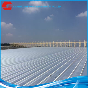 anti-corrosion industrial plants roofing steel panel