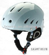 kids light blue plain skating helmet