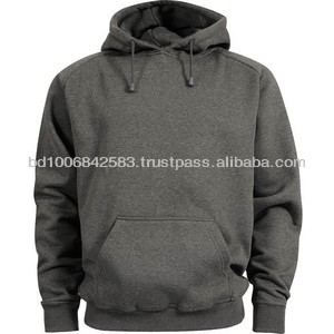 Mens Pullover With Hood