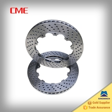 380mm 405mm brake disc rotor drilled
