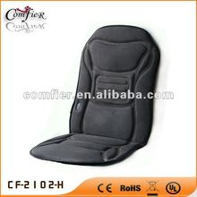 3 Vibrating Motors Car seat massage cushion w/ heating