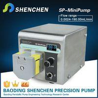 Alibaba china dc mini peristaltic pump,discount dc 24v peristaltic 3 bar pump