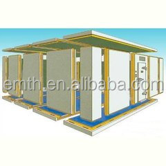 Hot sale cold room panel price for meat and fish storage