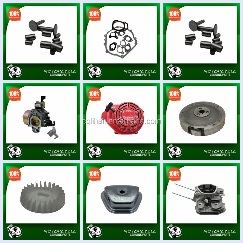 high quality china supplier gasoline generator spare parts