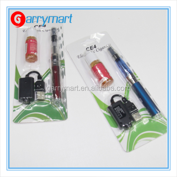 Ce4 blister pack,wholesale e cigarette ego-t+ce4/ce5 starter kit