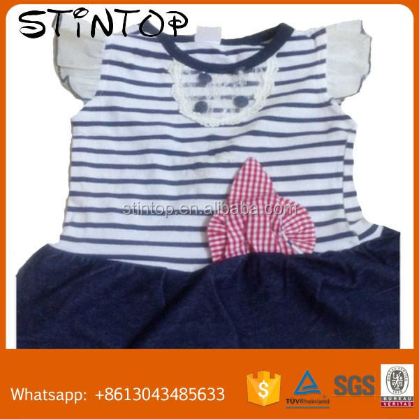 Wholesale cheap buyers of used baby clothes guangzhou