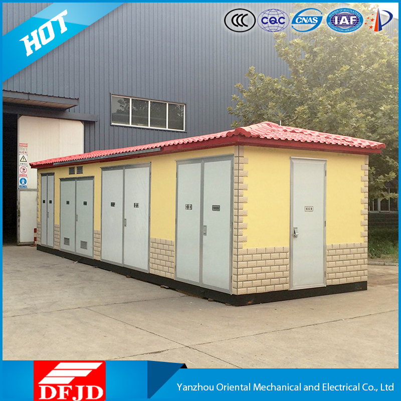 OutdoorZBW19 Series Electric Substation Equipment