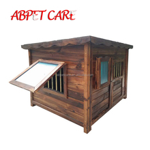 Quality wooden waterproof dog kennel dog house