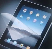2012 newly Ultra Clear screen protector for ipad mini