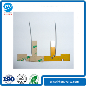 PCB Materials 3G GSM Pcb Antenna Design PCB GSM 3G Internal Antenna With 1.13 Cable