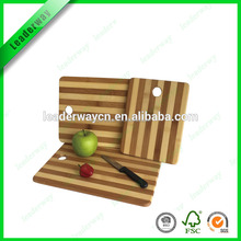 Bamboo cheap wooden cutting board teak cutting board
