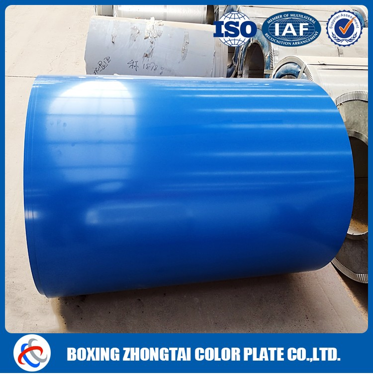 printed prepainted steel coil ppgi roofing materials on sale