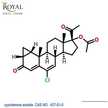 Cyproterone Acetate CAS NO. 427-51-0 BP/EP