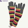 Wholesale Full Fingers Ladies Winter Knitted