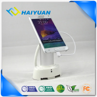 Retail shop rechargeable universal cell phone loss preventer