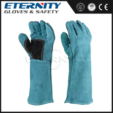 Dexterity cheap leather boxing welding gloves