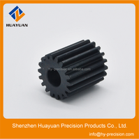 custom high precision small spur gears, hardened small spur gear