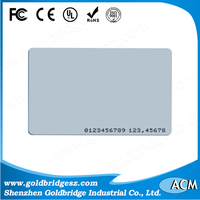 latest product of china authenticity certificate card