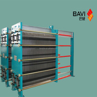 titanium pool heat exchanger from bavi