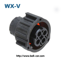 car parts PA66-GF15 TE 12 pin connector 1-967627-1+967632-1