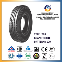 High Quality Hilo all steel radial truck tire