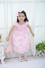 2014 New arrival high end fashion clothing for baby girl