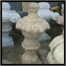 decorative sandstone urns for garden