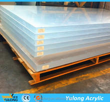30mm thick clear acrylic sheet for construction and project