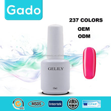 GELILY Luxury Nail Gel Polish - 15ml 238 Colors