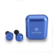Shenzhen factory TW X3T sport wireless earphones best sell true wireless earbuds with charging case