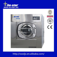 industrial eco friendly water saving washing machines