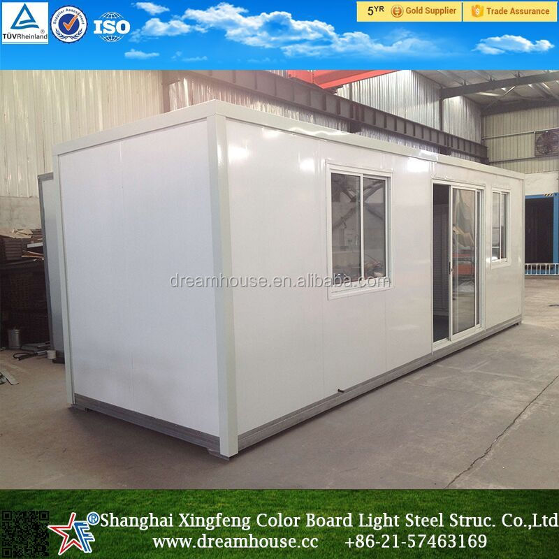cheap price modular houses / mobile container houses/ prefabricated container home