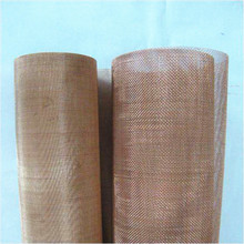 80 100 200 Mesh Large Stock Brass Wire Mesh/Phosphor Bronze Wire Mesh/Woven Screen Mesh