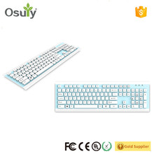 CE ROHS FCC Flexible Silicone Wireless Keyboard For Ipad Air
