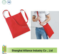 Cotton Cross Body Sling Tote Shopping Bag