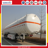5M3 To 55.6M3 Liquid Nitrogen Truck For Sale