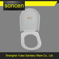049 Chinese Exporter Low Cost Plastic Toilet Seat Cover