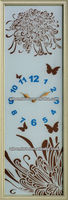 Chime melody pendulum clock movement wall clock year month day date